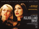 Mulholland Dr. - British Re-release movie poster (xs thumbnail)