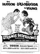 Strange Bedfellows - British Movie Poster (xs thumbnail)