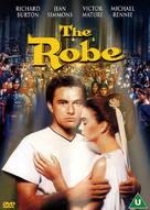 The Robe - Danish DVD cover (xs thumbnail)