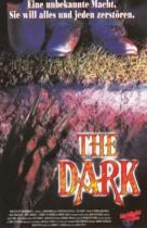 The Dark - German Movie Poster (xs thumbnail)