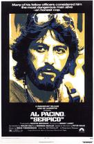 Serpico - Movie Poster (xs thumbnail)