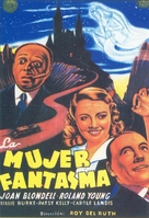 Topper Returns - Spanish Movie Poster (xs thumbnail)