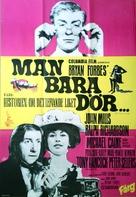 The Wrong Box - Swedish Movie Poster (xs thumbnail)