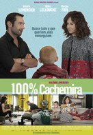 100% cachemire - Portuguese Movie Poster (xs thumbnail)