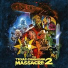The Texas Chainsaw Massacre 2 - German Movie Cover (xs thumbnail)