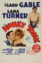 Honky Tonk - Australian Movie Poster (xs thumbnail)
