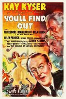 You'll Find Out - Movie Poster (xs thumbnail)