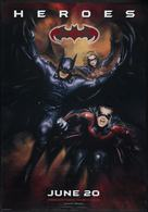 Batman And Robin - Advance poster (xs thumbnail)