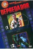 Predator 2 - Spanish DVD movie cover (xs thumbnail)