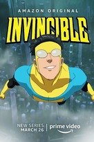 """""""Invincible"""" - Movie Poster (xs thumbnail)"""