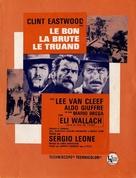 Il buono, il brutto, il cattivo - French poster (xs thumbnail)