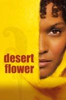 Desert Flower - DVD cover (xs thumbnail)