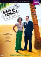 """Death in Paradise"" - Dutch DVD movie cover (xs thumbnail)"