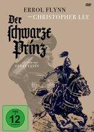 The Dark Avenger - German Movie Cover (xs thumbnail)