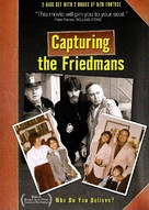 Capturing the Friedmans - DVD cover (xs thumbnail)