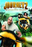 Journey 2: The Mysterious Island - DVD cover (xs thumbnail)