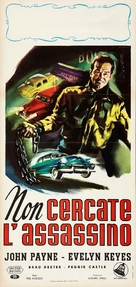 99 River Street - Italian Movie Poster (xs thumbnail)