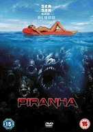 Piranha - British DVD cover (xs thumbnail)