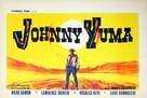 Johnny Yuma - Italian Movie Poster (xs thumbnail)