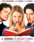 Bridget Jones's Diary - French Movie Poster (xs thumbnail)