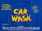 Car Wash - British Movie Poster (xs thumbnail)
