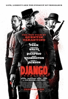 Django Unchained - Canadian Movie Poster (xs thumbnail)