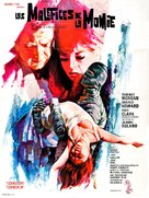 The Curse of the Mummy's Tomb - French Movie Poster (xs thumbnail)