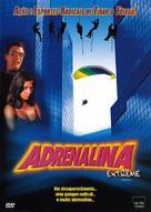 Adrenaline - Brazilian DVD cover (xs thumbnail)