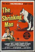 The Incredible Shrinking Man - Australian Movie Poster (xs thumbnail)