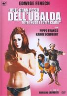 Quel gran pezzo dell'Ubalda tutta nuda e tutta calda - Italian DVD cover (xs thumbnail)