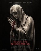 The Unholy - Argentinian Movie Poster (xs thumbnail)