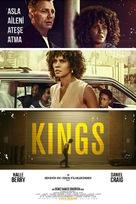 Kings - Turkish Movie Poster (xs thumbnail)