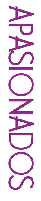 Apasionados - Spanish Logo (xs thumbnail)