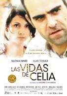Las vidas de Celia - Spanish Movie Poster (xs thumbnail)