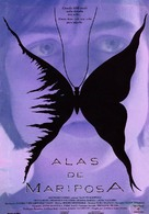 Alas de mariposa - Spanish Movie Poster (xs thumbnail)