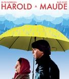 Harold and Maude - Czech Blu-Ray movie cover (xs thumbnail)