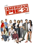 American Pie 2 - Argentinian DVD cover (xs thumbnail)