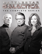 """Battlestar Galactica"" - Blu-Ray movie cover (xs thumbnail)"