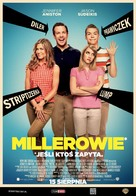 We're the Millers - Polish Movie Poster (xs thumbnail)