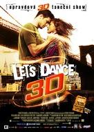 Step Up 3D - Czech Movie Poster (xs thumbnail)