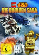 """""""Lego Star Wars: Droid Tales"""" - German DVD movie cover (xs thumbnail)"""