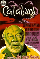 Calabuch - Spanish Movie Poster (xs thumbnail)