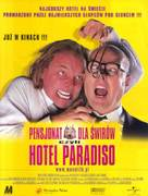 Guest House Paradiso - Polish Movie Poster (xs thumbnail)