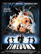 Timebomb - French Movie Poster (xs thumbnail)