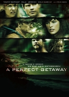 A Perfect Getaway - German Movie Poster (xs thumbnail)