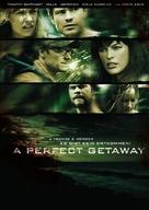 A Perfect Getaway - German Movie Poster (xs thumbnail)