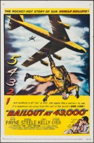 Bailout at 43,000 - Movie Poster (xs thumbnail)
