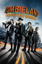 Zombieland: Double Tap - German Movie Cover (xs thumbnail)