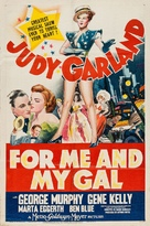 For Me and My Gal - Movie Poster (xs thumbnail)