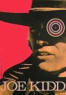 Joe Kidd - Czech Movie Cover (xs thumbnail)